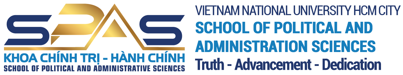 School of Political and Administration Sciences | Truth - Advancement - Dedication