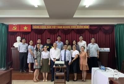"""Khai giảng lớp """"Bồi dưỡng nâng cao kiến thức và phương pháp giảng dạy môn Lịch sử Đảng Cộng Sản Việt Nam"""""""