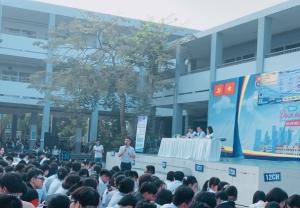 Tư vấn Hướng nghiệp - Tuyển sinh ngành Quản lý công tại THPT Gia Định, Tp. Hồ Chí Minh