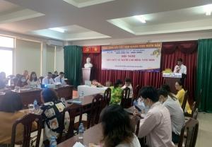 Hội nghị cán bộ viên chức người lao động 2020