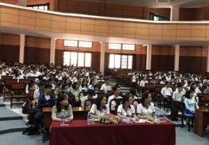 Hướng nghiệp tuyển sinh Quản lý công tại tỉnh Bến Tre