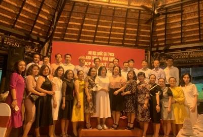 Họp mặt kỷ niệm 37 năm ngày Nhà giáo Việt Nam 20/11/2019